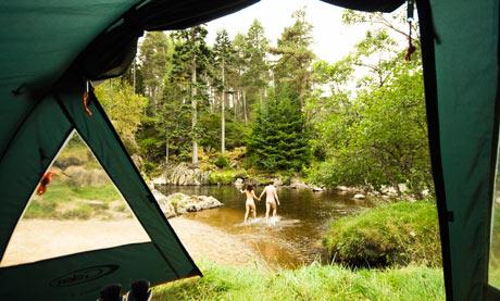 Loch Caoldair, Laggan Western Cairngorms