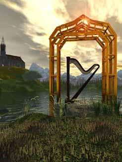 Dagdas-Harp