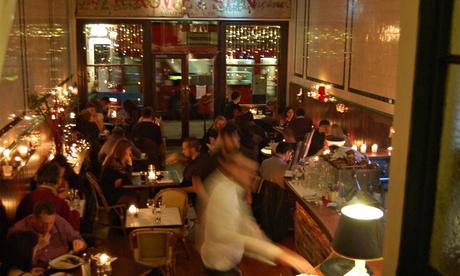 The Wet Fish Café, West Hampstead